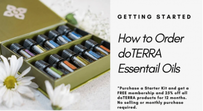 How to Purchase dōTERRA® Products
